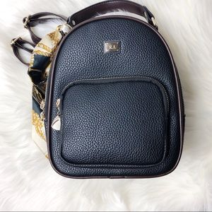 💥FLASH SALE💥 Faux Leather Mini Backpack